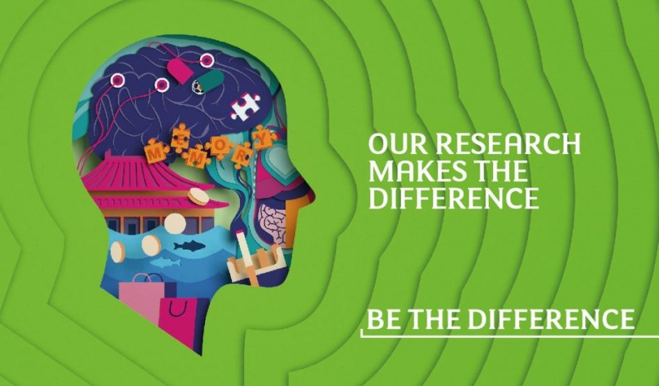 Our research makes the difference